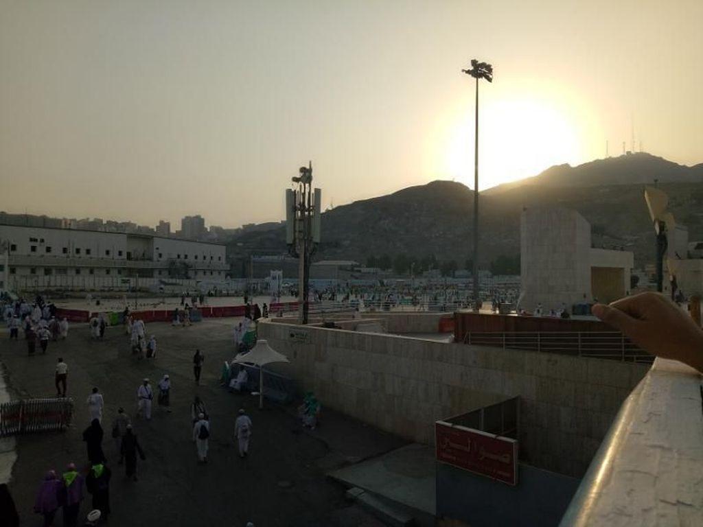 Jalan-jalan Pagi di Sekitar Masjidil Haram, Oh Syahdunya