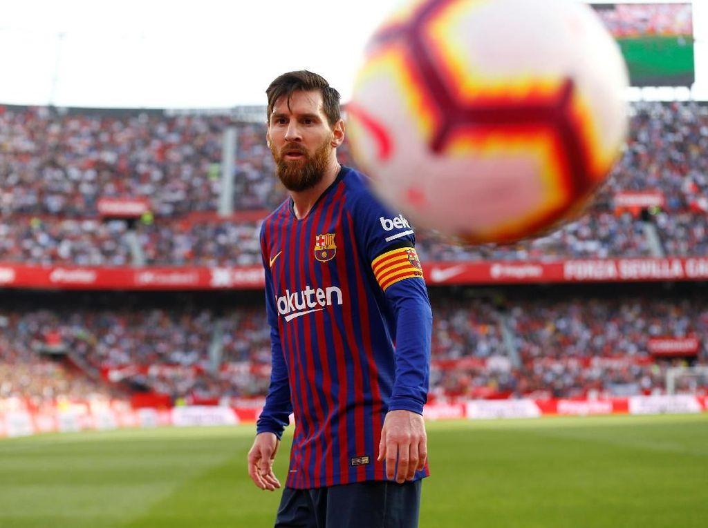 Luis Milla: Madrid vs Barcelona Sama Kuat, Bedanya Cuma Messi