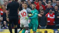 David De Gea Masuk Klub 100 Clean Sheet Premier League