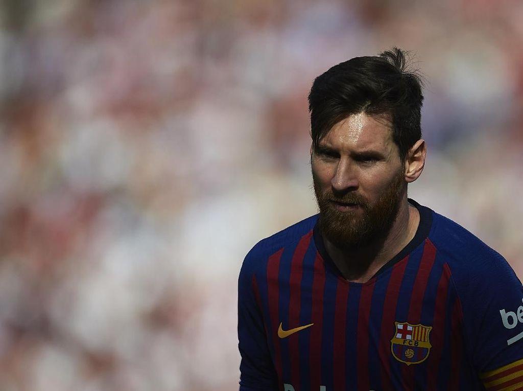 Tentang Hat-trick ke-50 Lionel Messi