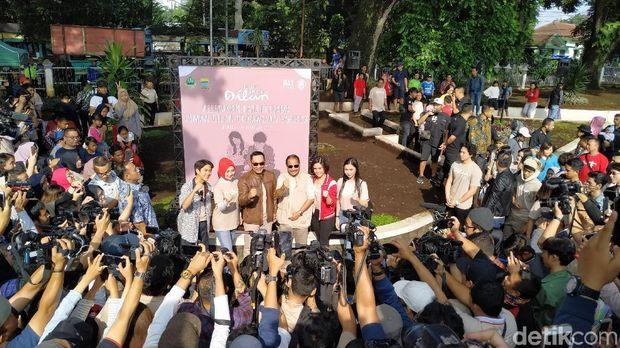Alasan Ridwan Kamil Ubah Taman Jadi Sudut Dilan di Bandung