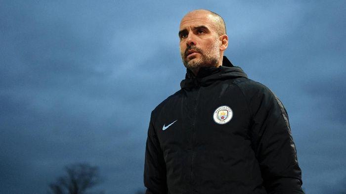 Beredar bocoran kontrak Juventus untuk Guardiola (Michael Regan/Getty Images)