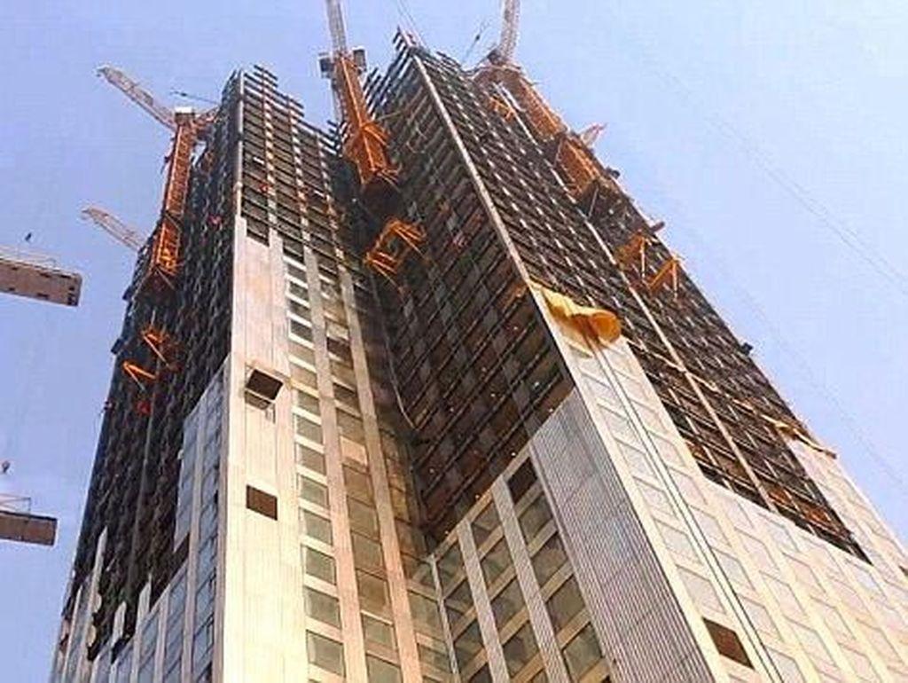 Gedung 57 Lantai Ini Dibangun Hanya 19 Hari
