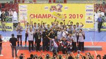 Tim Putra Samator Juara Proliga 2019