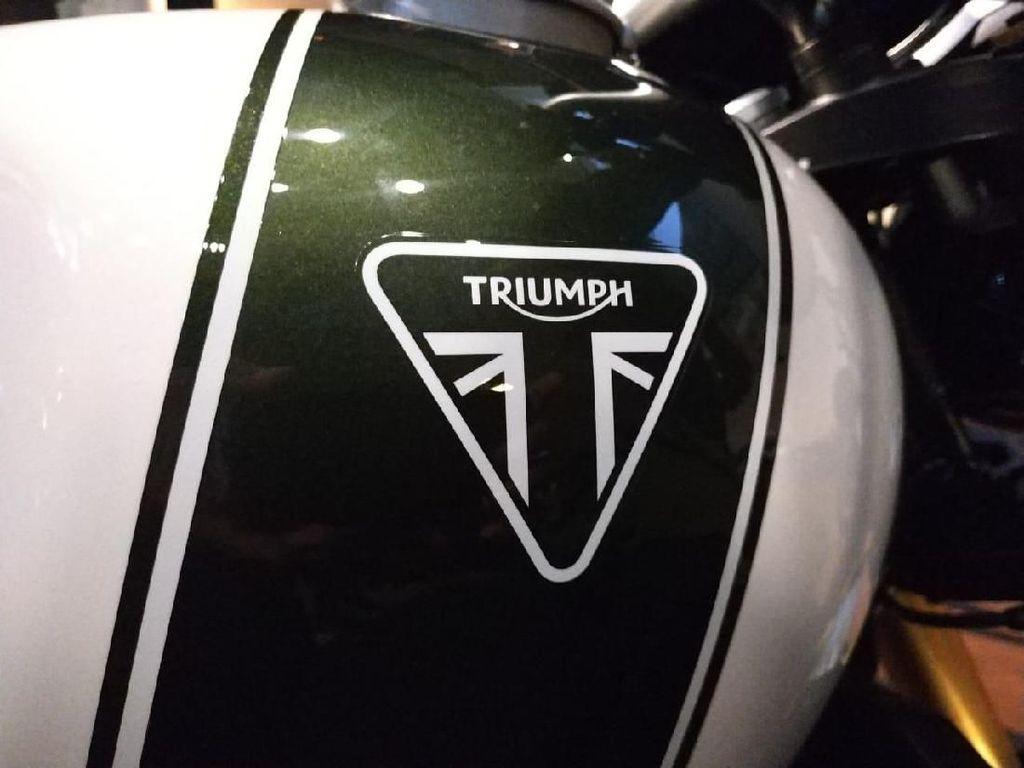 Triumph Pede Jual Motor Ratusan Juta Rupiah di Indonesia