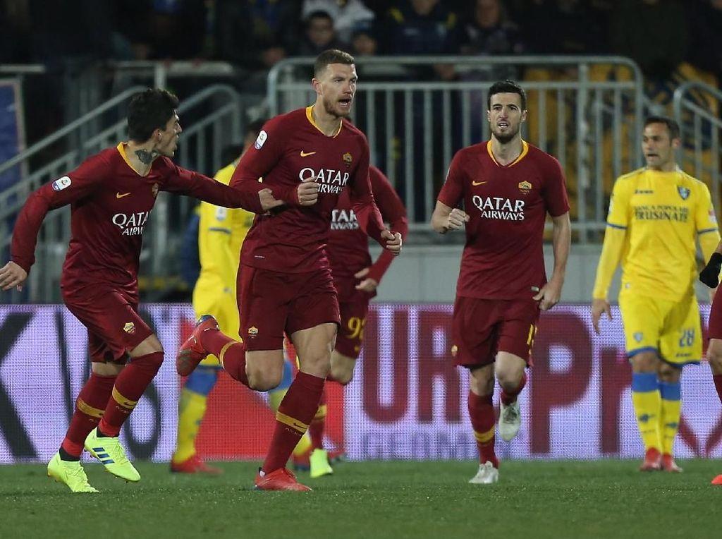 Roma vs Napoli: Menanti Serigala Ibu Kota yang Lebih Galak