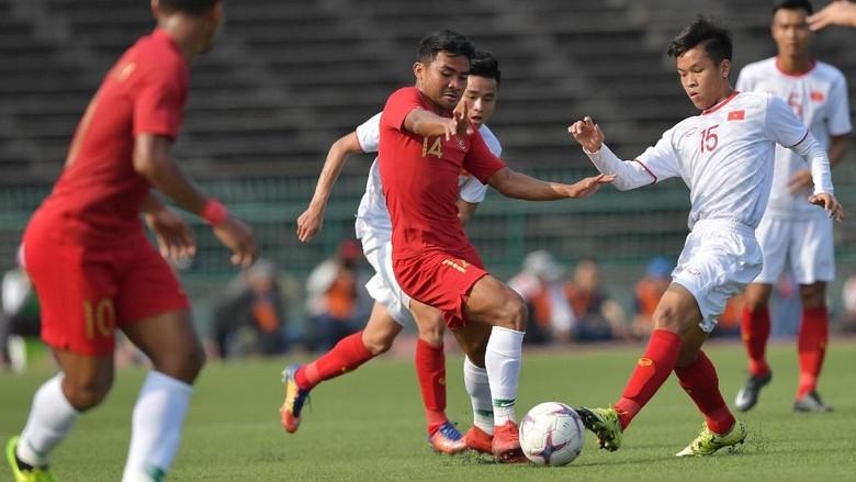 Hasil gambar untuk Kalahkan Kamboja, Thailand Akan Menghadapi Indonesia Di Final Piala AFF U-22 2019