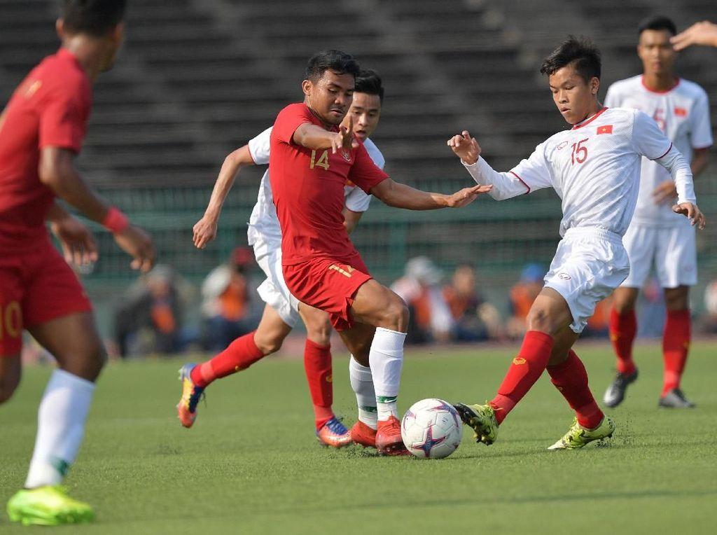 Hasil Piala AFF U-22: Indonesia ke Final Usai Kalahkan Vietnam 1-0