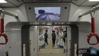 Kejar Tayang Operasional LRT Jakarta