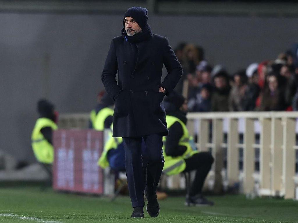 Spalletti Murka Kemenangan Inter Lenyap karena Penalti Kontroversial