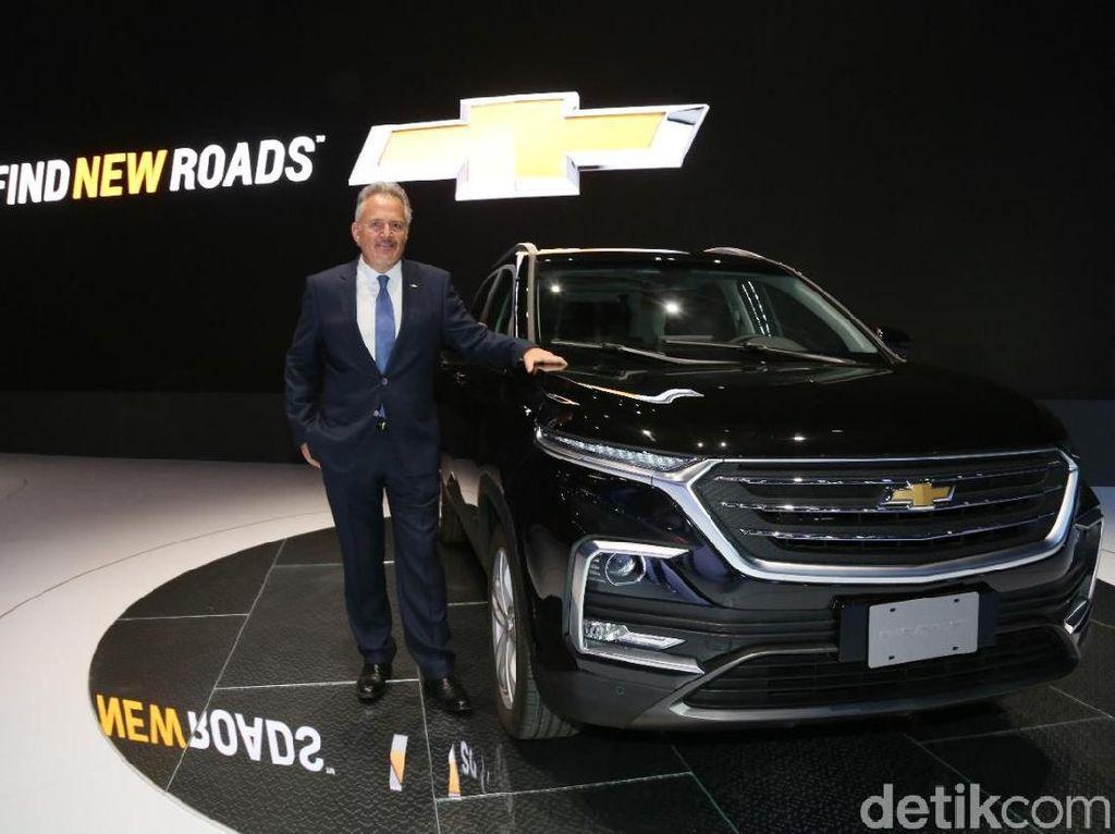Wuling Tidak Produksi Almaz Berbaju Chevrolet untuk Indonesia