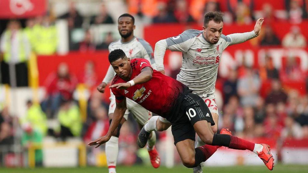 Solskjaer: MU Tampil dengan 10,5 Pemain Lawan Liverpool