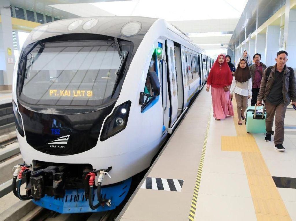 Kabar Gembira! Depok Bakal Punya Koridor LRT Harjamukti-Pondok Cina