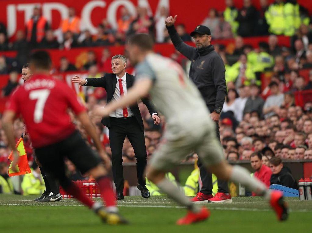 Van Gaal: MU-nya Solskjaer Bukan seperti Ferguson, tapi Mourinho