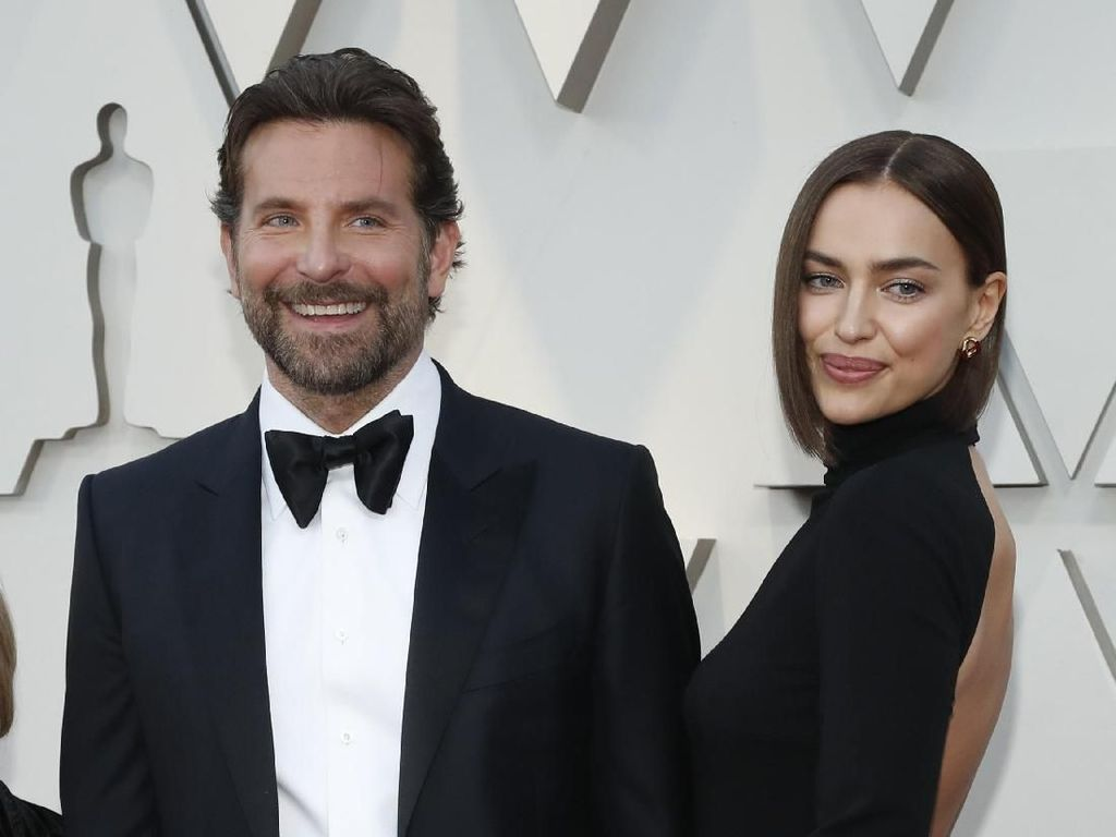 A Star is Born Disalahkan atas Perpisahan Irina Shayk-Bradley Cooper