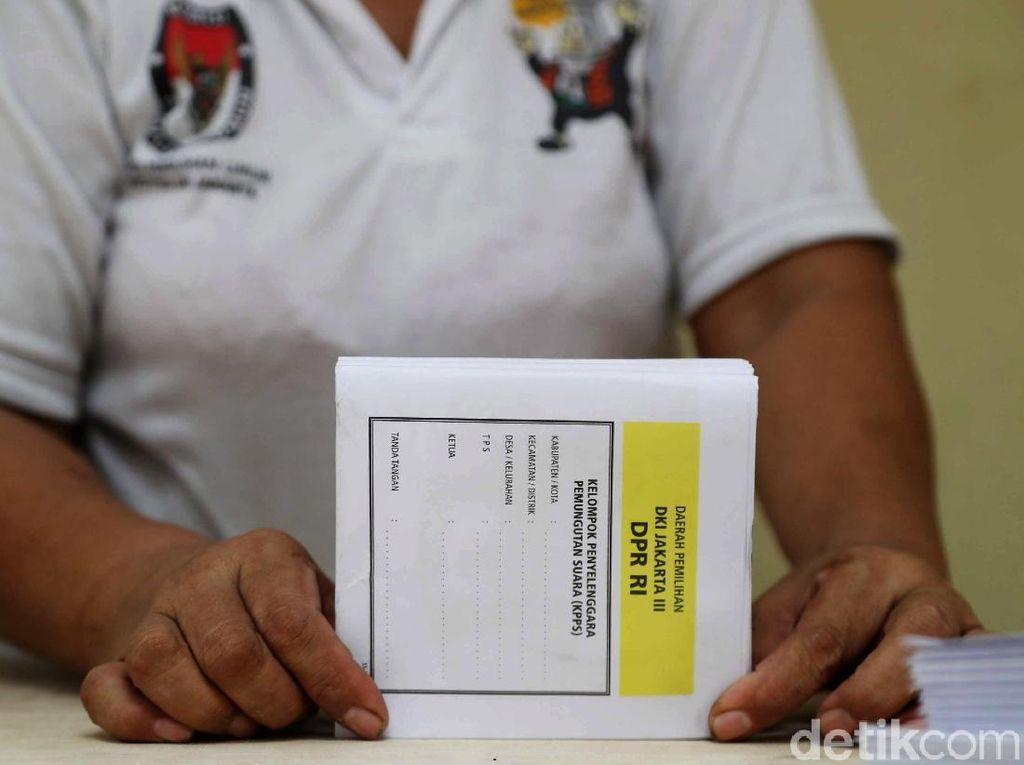 Pemilih di Malaysia Baru akan Mencoblos di TPS 14 April