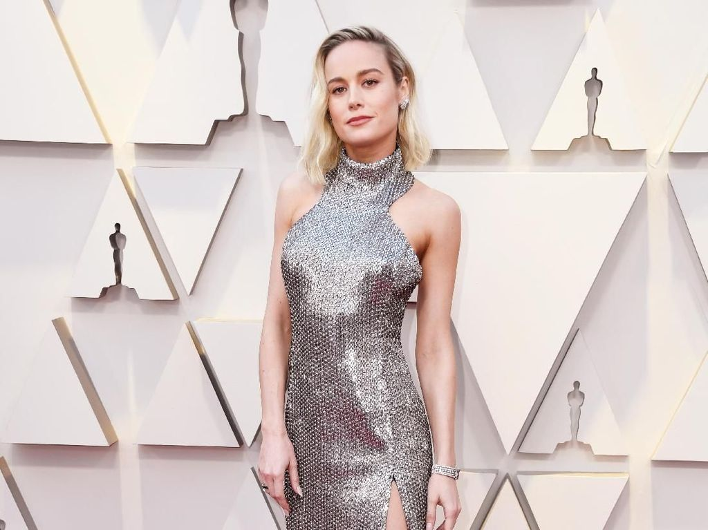 Aksi Para Superhero di Red Carpet Oscar 2019