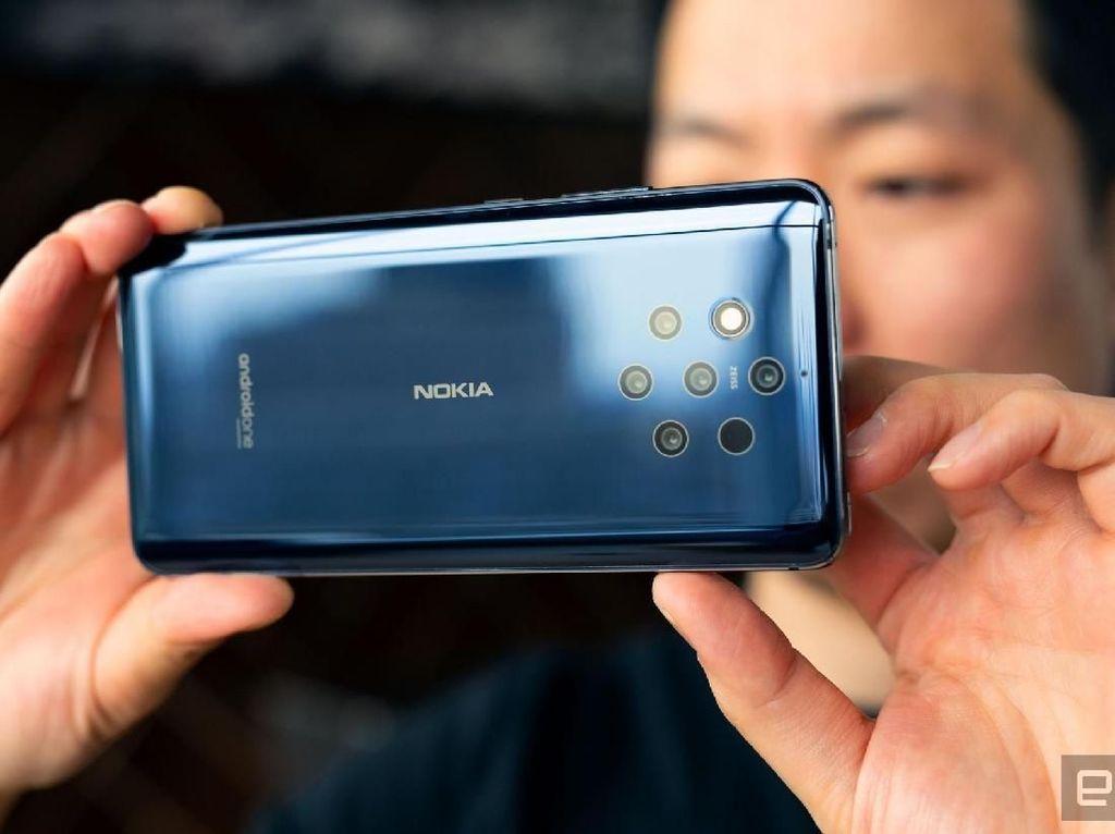Nokia 9 PureView, Memikat dengan 5 Kamera Belakang