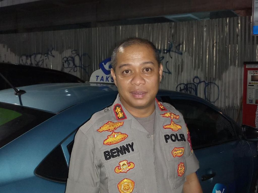 AKBP Benny Terancam Dipecat Usai Ditangkap karena Konsumsi Narkoba