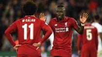 Pedenya Sadio Mane Liverpool Juara Liga Champions