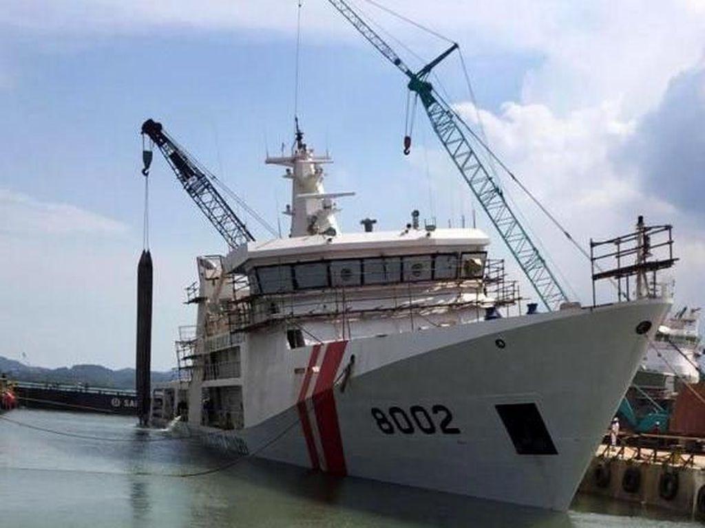 Perketat Perairan RI, Kapan UU Keamanan Laut Diterapkan?