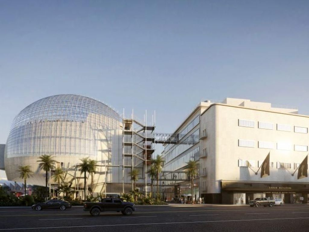 Museum The Academy of Motion Pictures Jadi Impian bagi Industri Hollywood