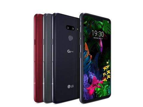 Resmi Dirilis, LG G8 ThinQ Masih Pakai Notch