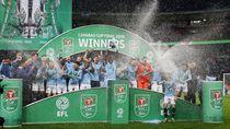Kalahkan Chelsea, Manchester City Juara Piala Liga Inggris