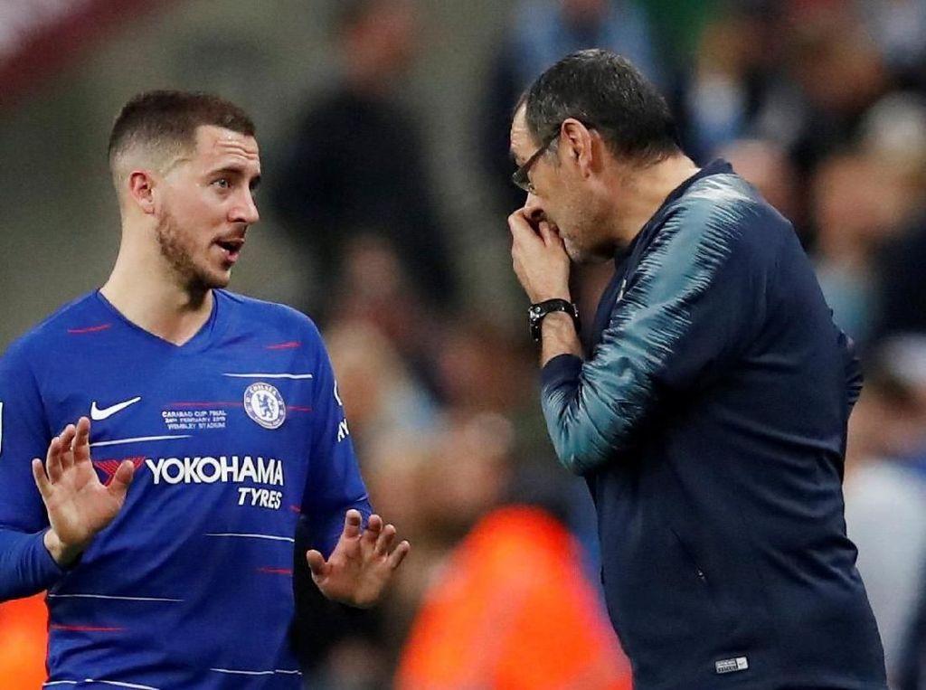 Pemain Inggris Sulit Pahami Taktik, Sarriball Sulit Diterapkan di Chelsea
