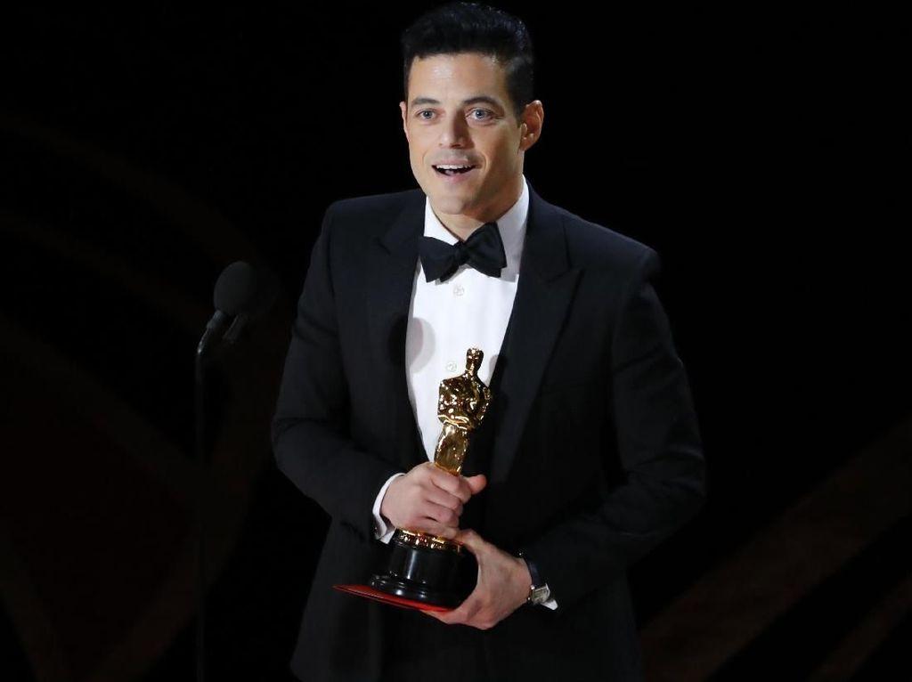Foto: Liburannya Rami Malek, Aktor Terbaik Oscar 2019