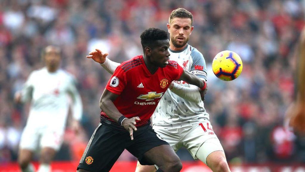 Klasemen Liga Inggris: Liverpool ke Puncak, MU Digeser Arsenal