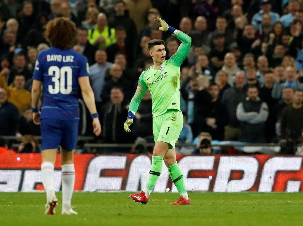 Terry: Kepa Mencoreng Chelsea