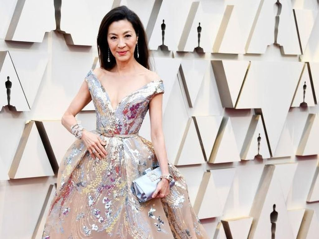 Adu Gaya Bintang Crazy Rich Asians dan Roma di Oscar 2019