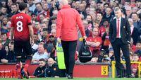 Badai Cedera MU vs Liverpool: Tiga Pemain Diganti di Babak Pertama