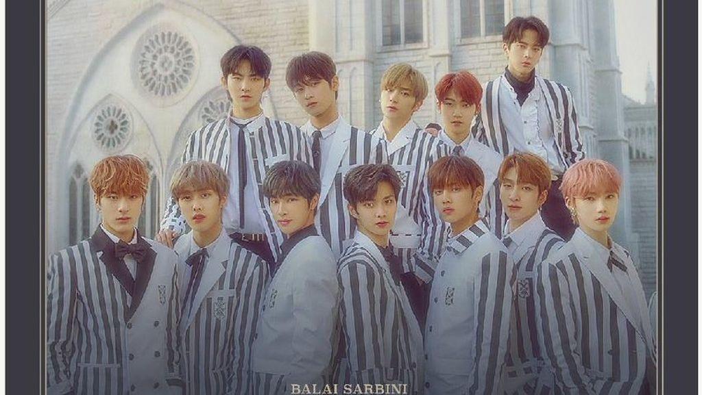 Siap-Siap! The Boyz Sambangi Jakarta Juni 2019