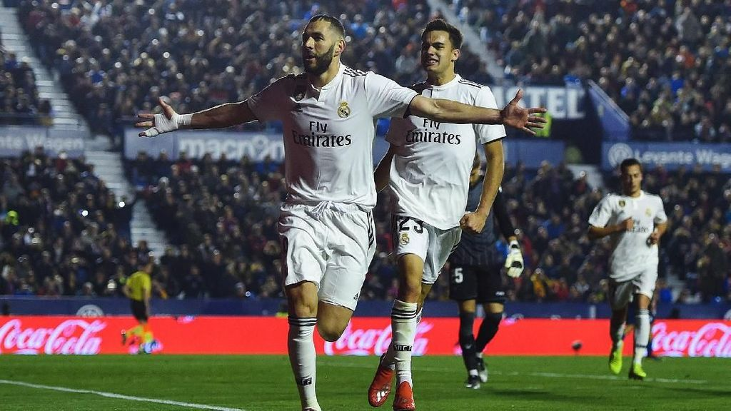 Dua Penalti Beri Madrid Tiga Poin