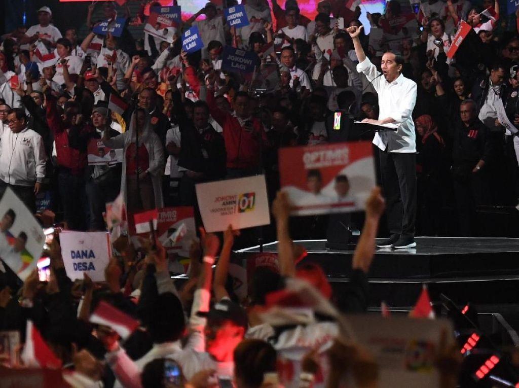 Janji Kartu Anyar Jokowi Dianggap BPN Cuma Obat Nyeri