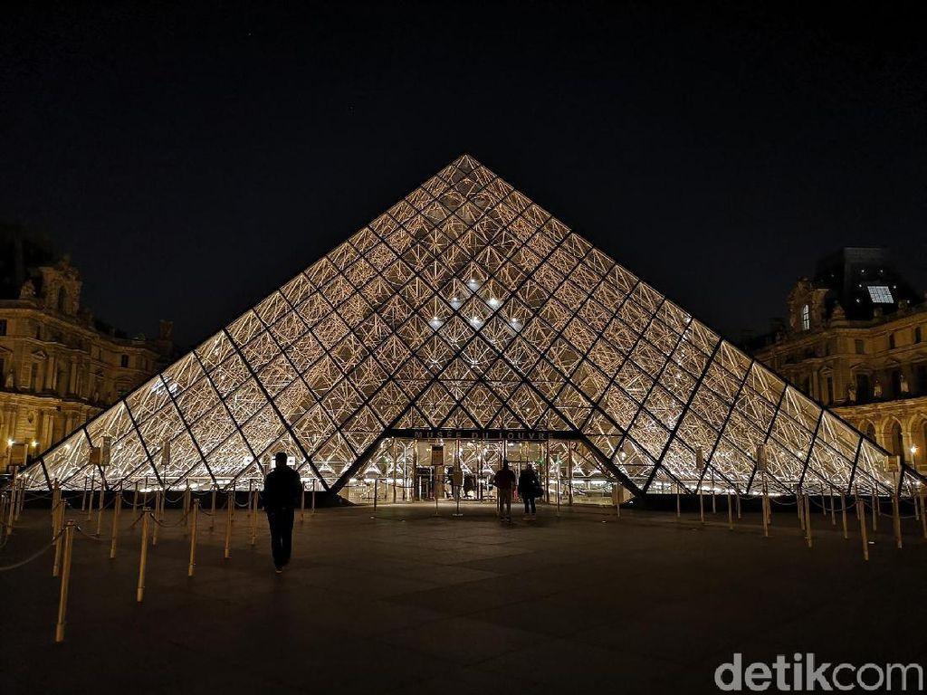 Museum Louvre Buka, Ada Aturan Baru Buat Traveler