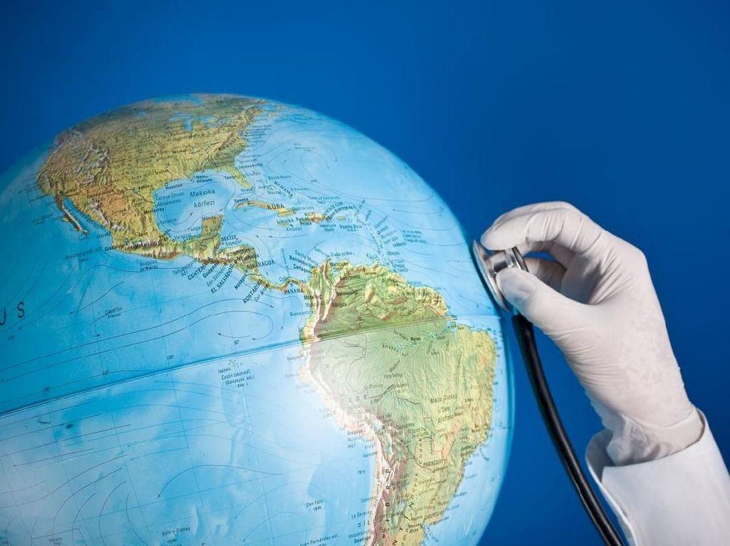 Top 10 Negara Tersehat di Dunia, Indonesia Urutan Berapa?