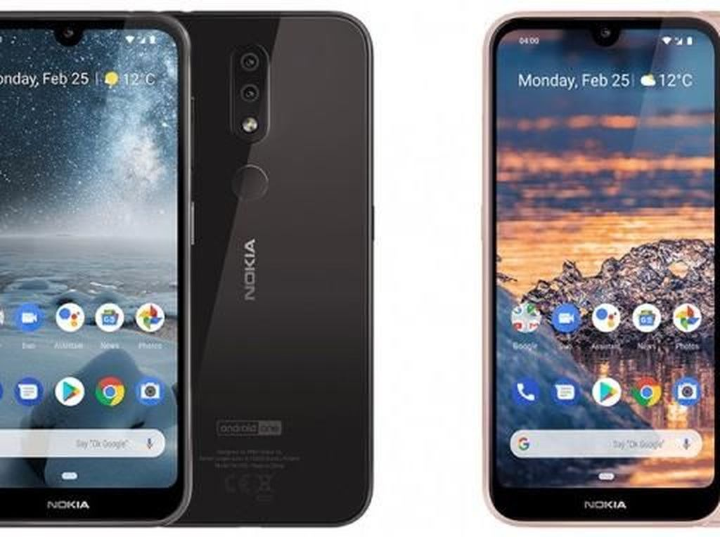 Nokia 4.2 Hadir di Indonesia, Ini Harganya!