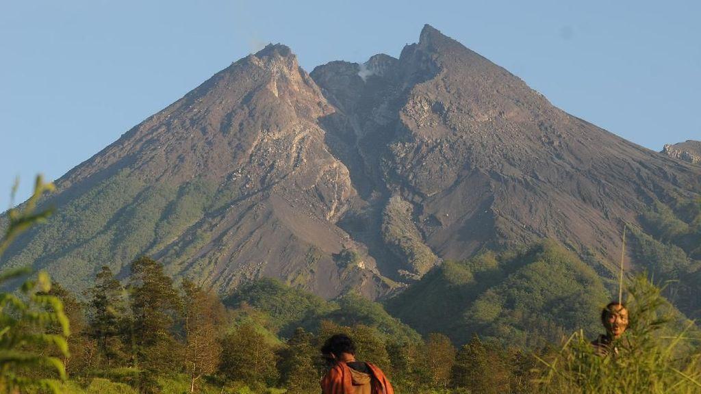 Masih Berstatus Waspada, Begini Aktivitas Gunung Merapi