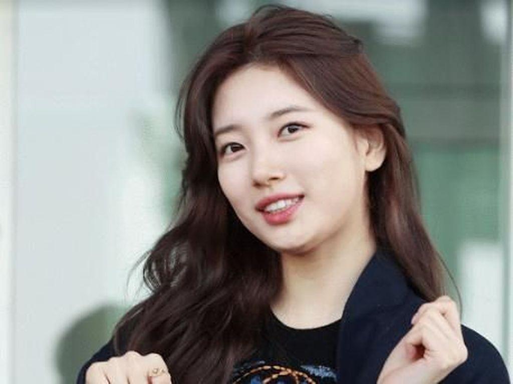 Gaya Suzy Pakai Kerudung di Drama Korea Vagabond Jadi Perhatian