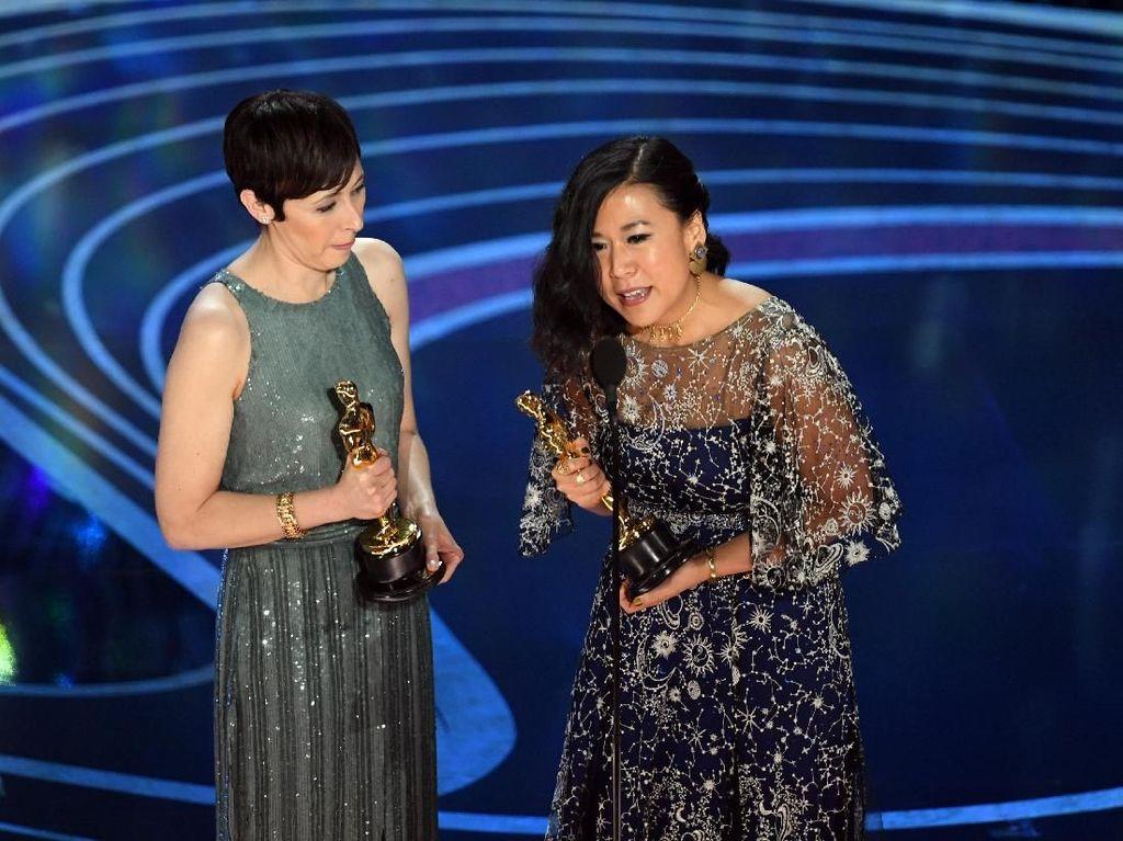 Kemenangan Film tentang Menstruasi di Oscar hingga Film Animasi Terbaik