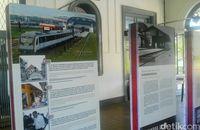 Berbagai sejarah kereta api (Chuk Shatu/detikTravel)