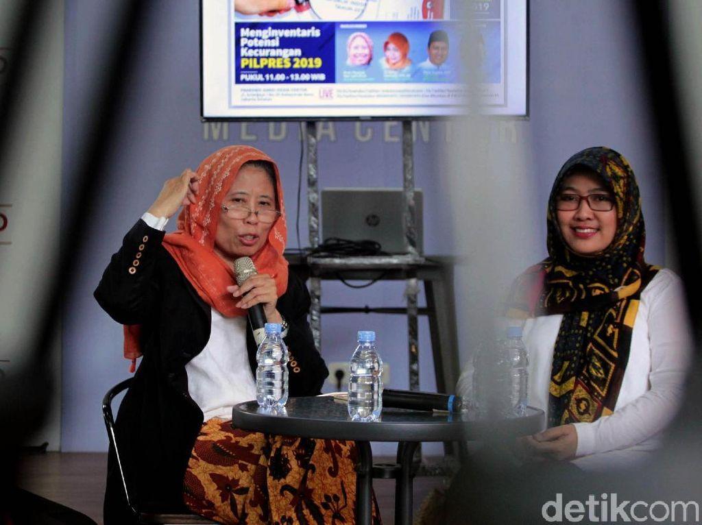 Serunya Diskusi Kawal Pemilu 2019 dari Kecurangan