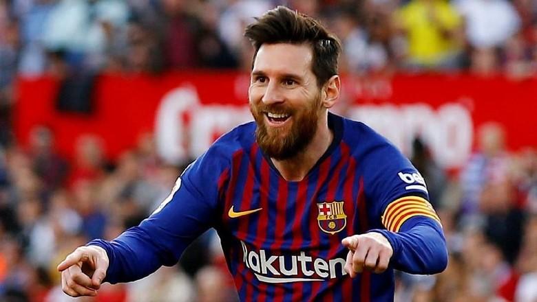 Barca Sudah Siap-siap Ditinggal Messi