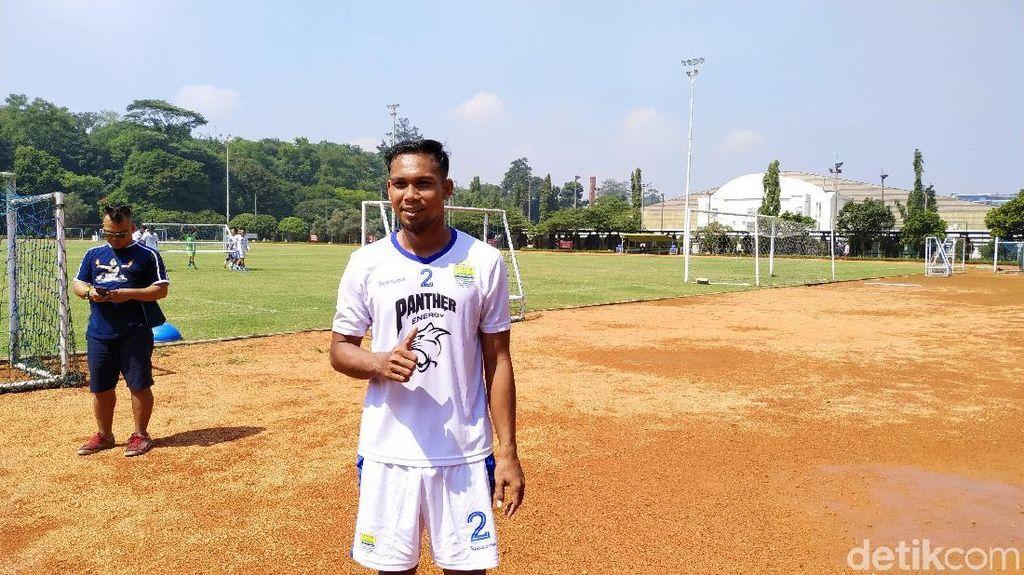Saepulloh Maulana Gabung Persib Bandung