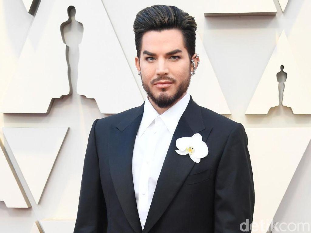 Tampil di Oscar 2019 bareng Queen, Adam Lambert: Mimpi yang Nyata