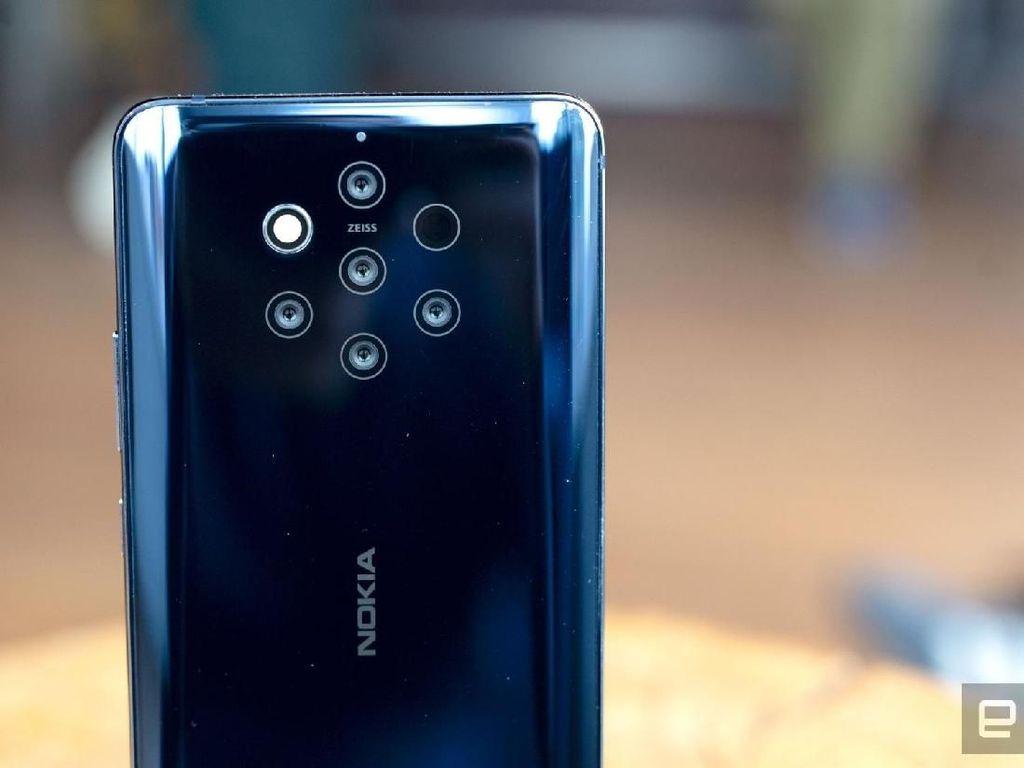 Pakai 5 Kamera, Skor DxOMark Nokia 9 PureView Malah Jeblok