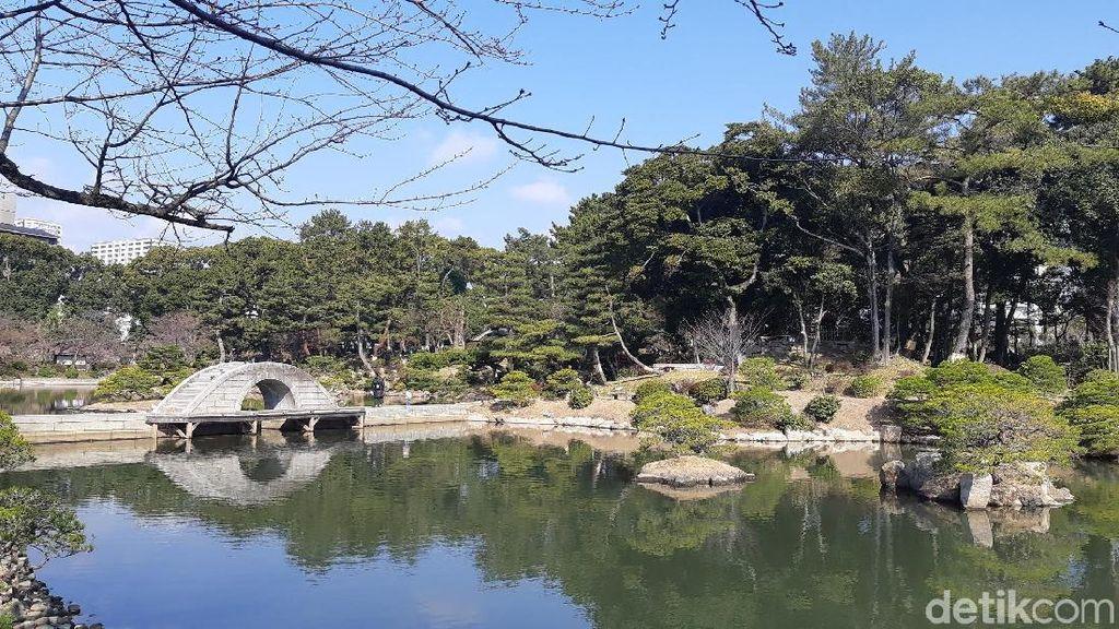 Foto: Taman Romantis di Jepang, Cocok Untuk Syahrini dan Reino